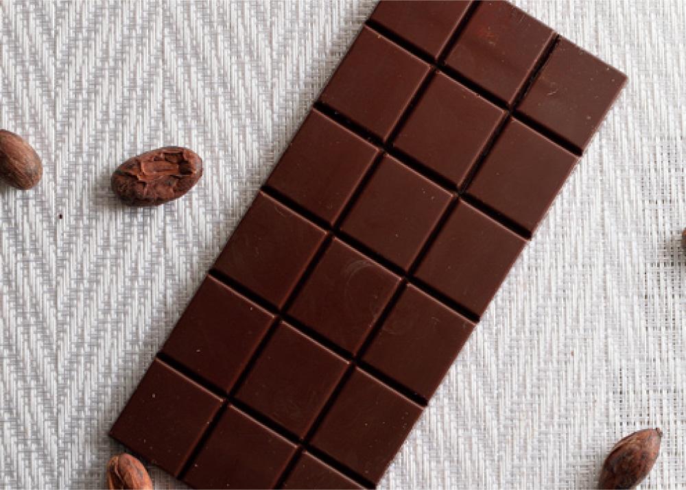 タブレットチョコレート76%