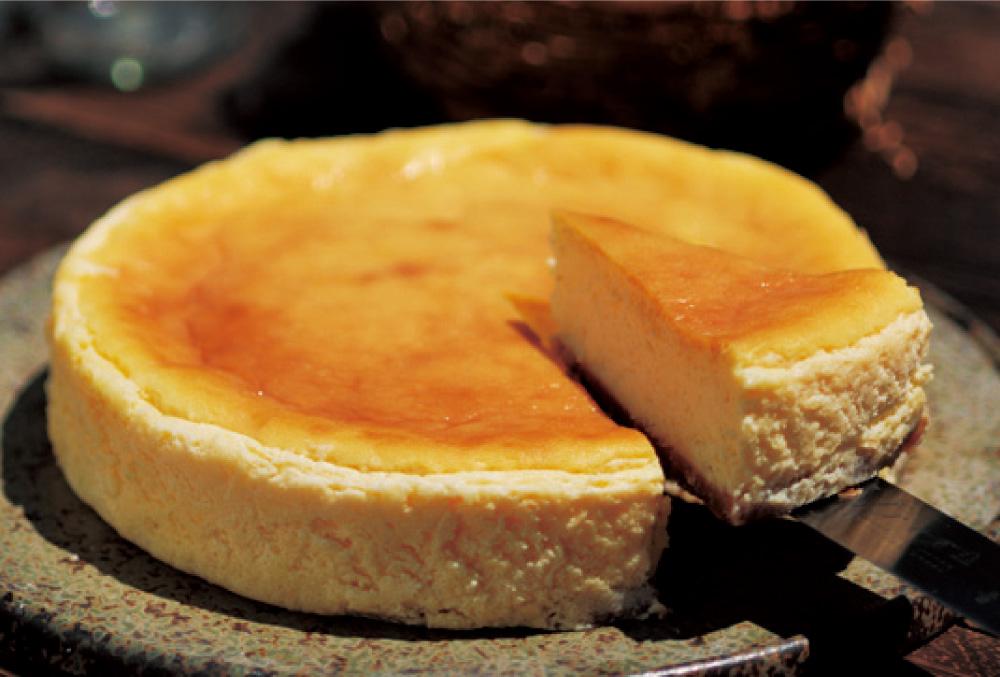 濃い味ベイクドチーズケーキ
