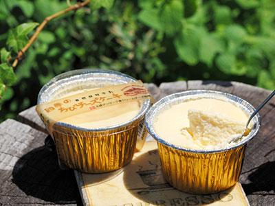 自然放牧「ちびチーズケーキ」